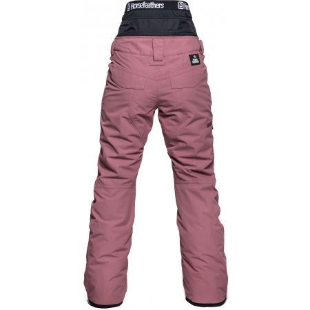 Women's ski/snowboard pants - Horsefeathers LOTTE 20 PANTS - 2