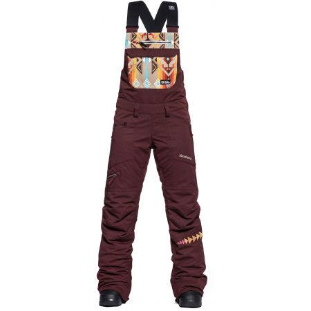 Women's ski/snowboard pants - Horsefeathers STELLA 15 PANTS - 1