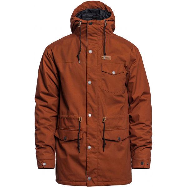 Horsefeathers PRESTON JACKET - Pánska zimná bunda
