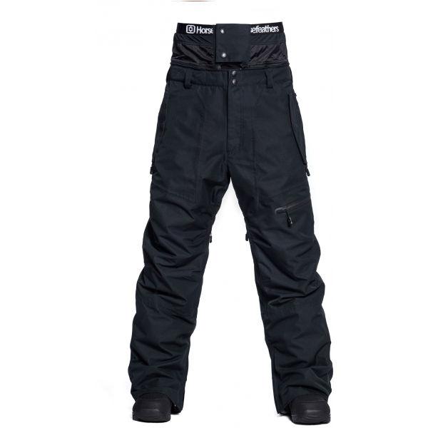 Horsefeathers NELSON PANTS - Pánske lyžiarske/snowboardové nohavice