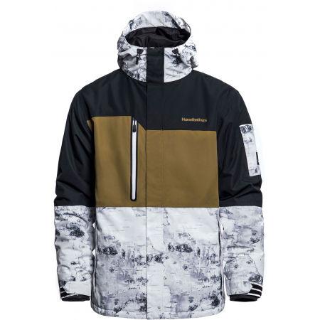 Horsefeathers RIPPLE EIKI JACKET - Pánská lyžařská/snowboardová bunda