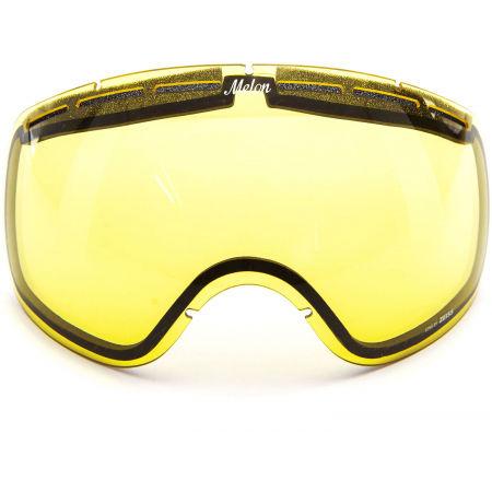 Pánské lyžařské brýle - Horsefeathers CHIEF GOGGLES - 2