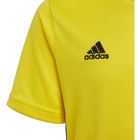 Juniorský fotbalový dres - adidas CORE18 JSY Y - 4