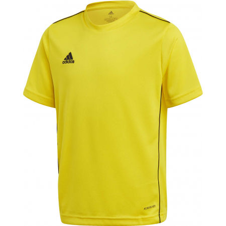 adidas CORE18 JSY Y - Junior's football jersey