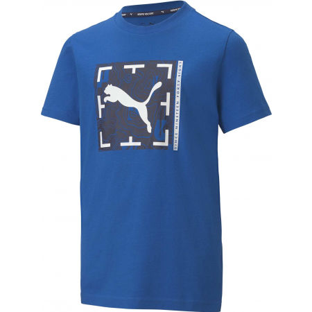 Puma ACTIVE SPORTS GRAPHIC TEE B - Men's T-shirt