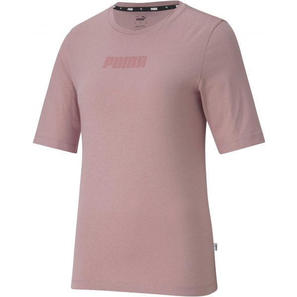 Puma MODERN BASICS TEE  M - Női póló