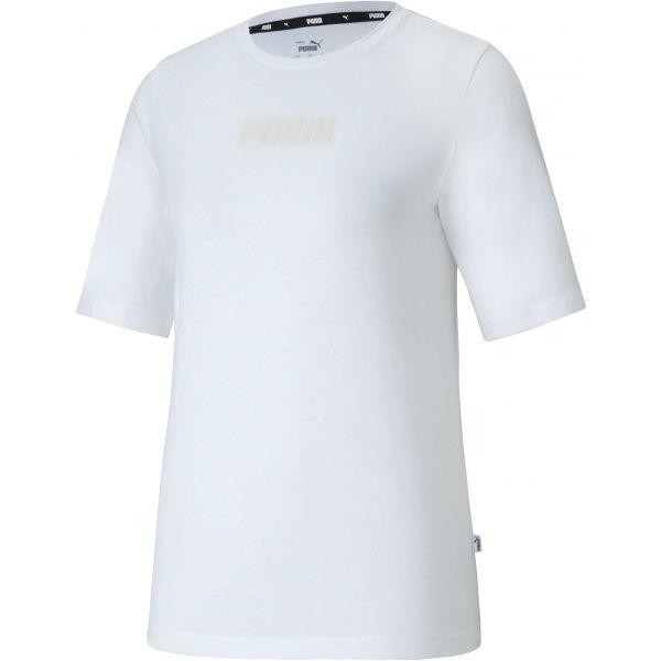 Puma MODERN BASICS TEE  S - Női póló