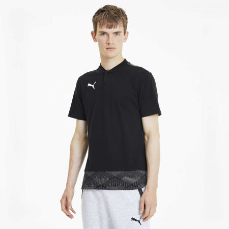 Unisex triko - Puma TEAM FINAL 21 CASUALS POLO - 3