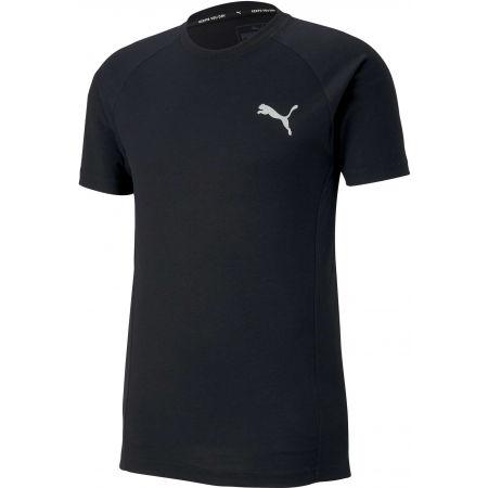 Pánske tričko - Puma EVOSTRIPE TEE - 1