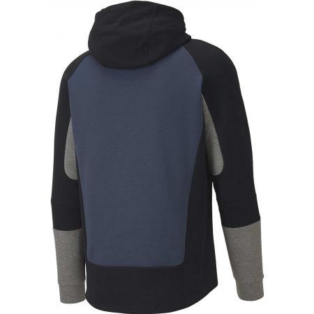 Herren Sweatshirt - Puma EVOSTRIPE HOODY - 2