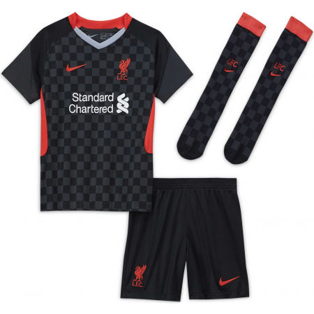 Boys' football set - Nike LFC LK BRT KIT 3R - 1