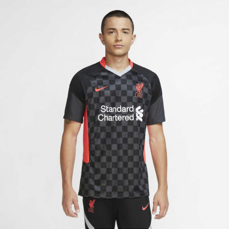 Koszulka piłkarska męska - Nike LFC M NK BRT STAD JSY SS 3R - 3