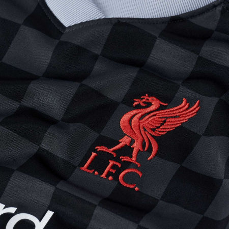 Koszulka piłkarska chłopięca - Nike LFC Y NK BRT STAD JSY SS 3R - 3
