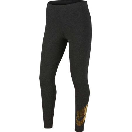 Girl's leggings - Nike NSW favouriteS SHINE LGGNG PR G - 1