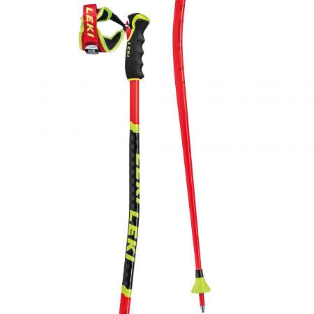 Leki WCR GS 3D - Състезателни ски щеки за спускане