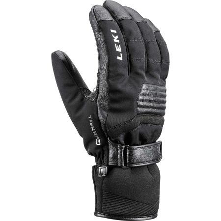 Leki STORMLITE 3D - Downhill ski gloves
