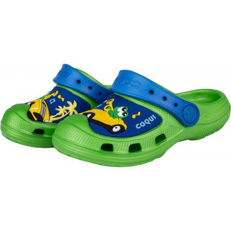 Dětské sandály - Coqui CROAKY - 2