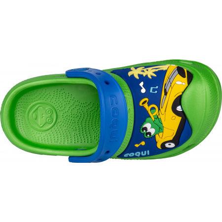 Dětské sandály - Coqui CROAKY - 5