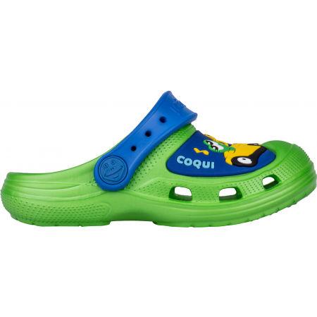 Dětské sandály - Coqui CROAKY - 3