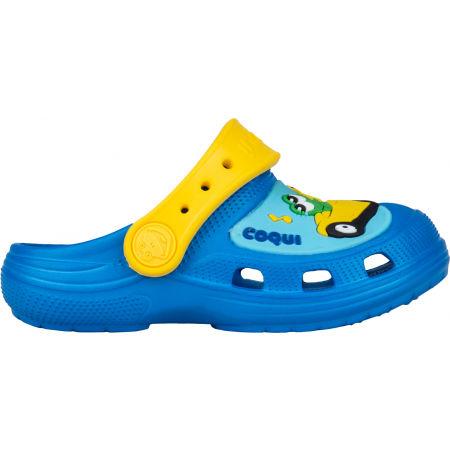 Sandały dziecięce - Coqui CROAKY - 3