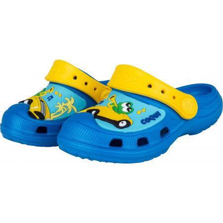 Sandały dziecięce - Coqui CROAKY - 2