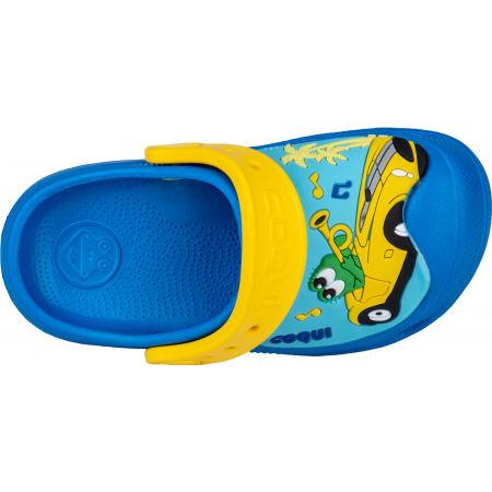 Sandały dziecięce - Coqui CROAKY - 5