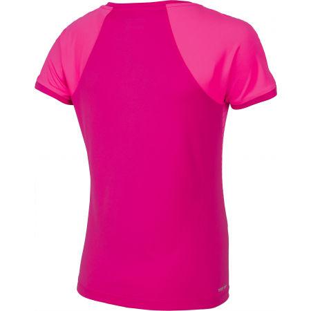 Dámské tenisové tričko - Lotto TOP TEN W II TEE PRT PL - 3