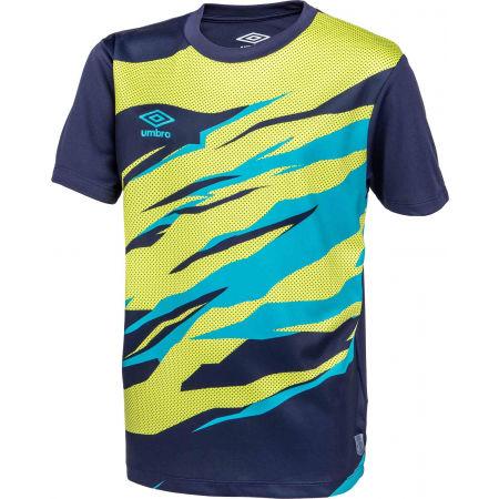 Detské  športové tričko - Umbro FW GRAPHIC TRAINING JERSEY JNR - 2