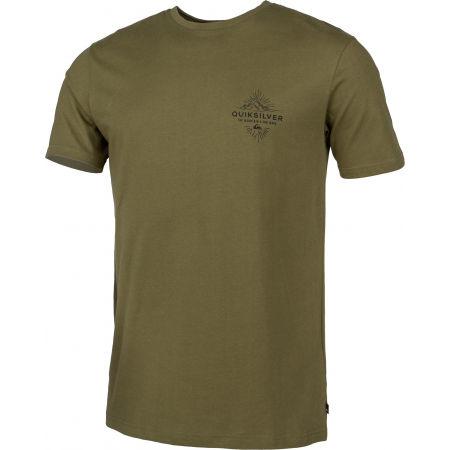 Koszulka męska - Quiksilver BEFORE LIGHT ORGANIC - 2