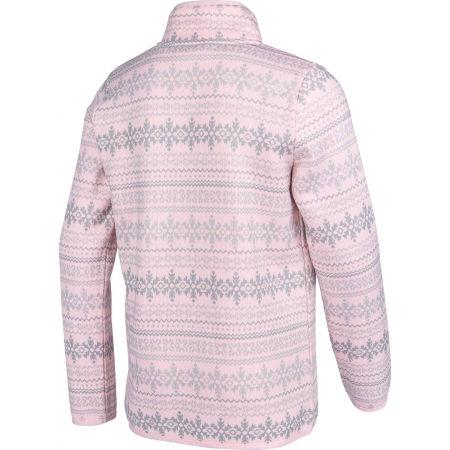 Hanorac de fete cu aspect de pulover - Lotto VLOCKA - 3