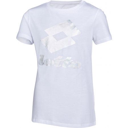 Тениска за момичета - Lotto SMART G TEE JS - 2