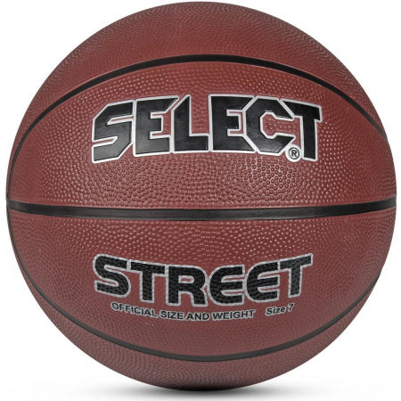 Basketbalová lopta - Select BASKETBALL STREET