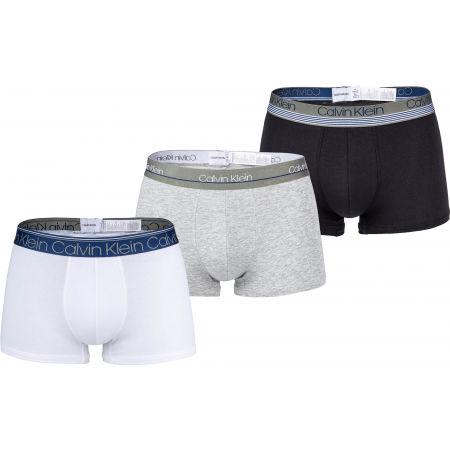 Calvin Klein TRUNK 3PK - Pánske boxerky