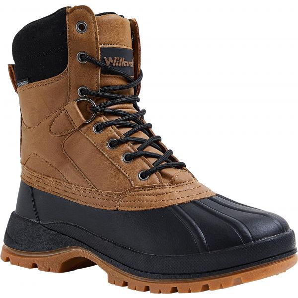 Willard CORRY - Pánska zimná obuv