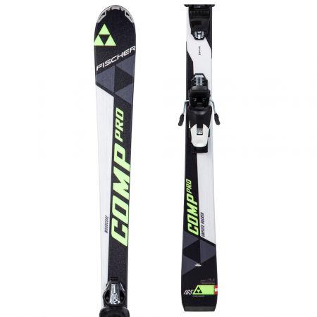 Ски за ски спускане - Fischer COMP PRO + RS 9 SLR - 1