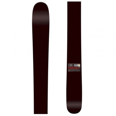 Downhill skis - Line SUPERNATURAL 115+JESTER 16 - 1