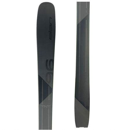 Elan RIPSTICK BLACK EDITION - Freeride downhill skis