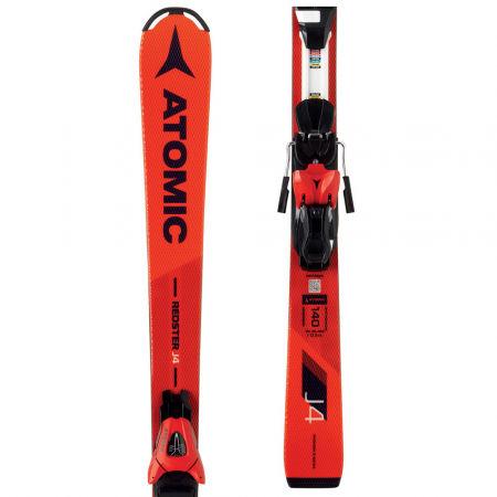 Dětské sjezdové lyže - Atomic REDSTER J4 + L7 - 1