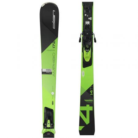 Sjezdové lyže - Elan AMPHIBIO 14 TI FUSION + ELX 11 - 1