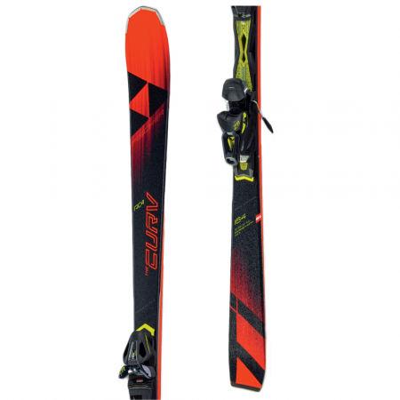 Fischer RC4 THE CURV TI AR + RC4 Z11 PR - Zjazdové lyže