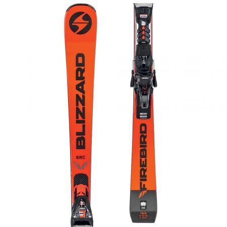 Sjezdové lyže - Blizzard FIREBIRD SRC + XCELL12 DEMO - 1