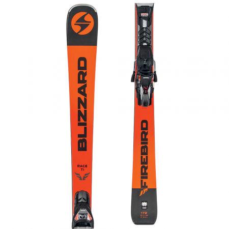 Blizzard FIREBIRD RACE TI + TPX12 DEMO - Sjezdové lyže
