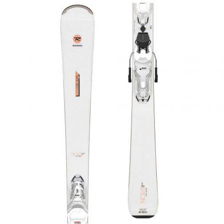 Rossignol NOVA 8 CA XPRESS+XPRESS W 11 GW B83 WHT/SPKL - Дамски ски
