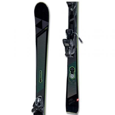 Fischer BRILLIANT PRO RT + MBS 12 PR - Sjezdové lyže