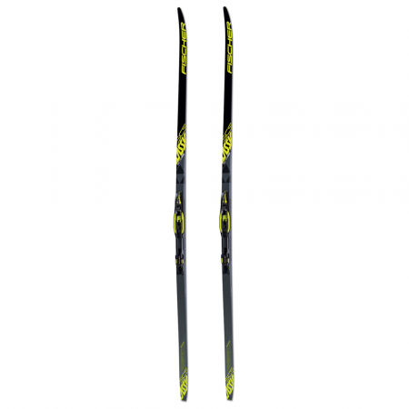 Fischer SCS CLASSIC + RACE CLASSIC - Cross country skis for classic style