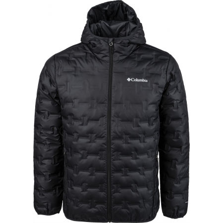 Columbia DELTA RIDGE DOWN HOODED JACKET - Men's winter jacket