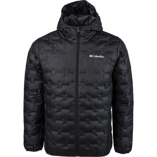 Columbia DELTA RIDGE DOWN HOODED JACKET - Pánska zimná bunda