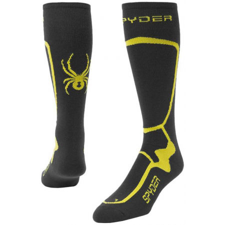 Spyder PRO LINEAR SOCKS - Pánské kompresní ponožky