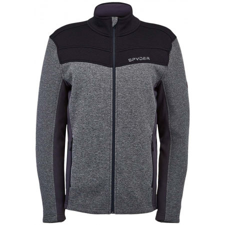 Spyder ENCORE FULL ZIP FLEECE JACKET - Pánská bunda