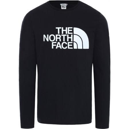 Pánske tričko - The North Face M L/S HD TEE - 1